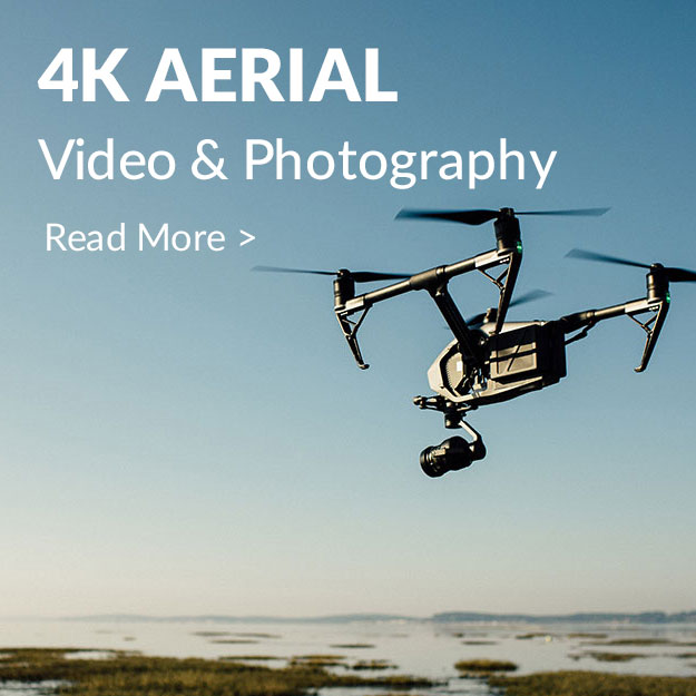 4K Aerial Video & Photography